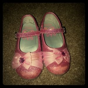 Disney princess sparkle shoes